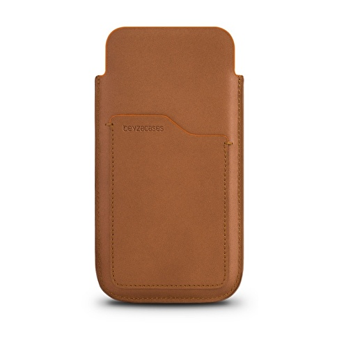 Beyzacases iPhone 6 / 6s Natural ID Slim Taba